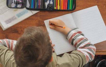 رفع مشکلات املا در کودکان